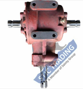 RC61t Cast Iron Rotary Cutter Agricultural Gearbox