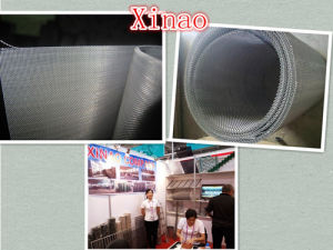 100 Mesh 304 Stainless Steel Wire Mesh-Xinao Brand pictures & photos