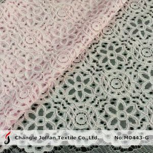 Textile Fabric Cord Lace for Wedding Dresses (M0443-G) pictures & photos
