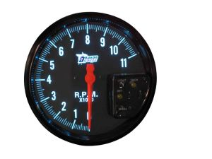 "5"" 127mm Tachometer 4 in 1 for 7 LED Color Tachometer (8108B7) pictures & photos"