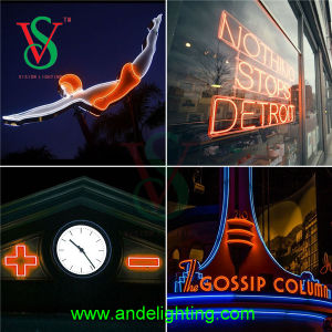 15*25mm LED Neon Flex for LED Outdoor Decoration pictures & photos