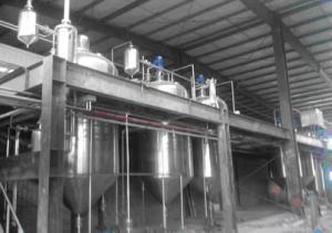 Cocoa Bean Powder Processing Line pictures & photos