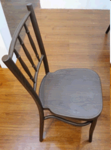 Aluminum Thonet Chair pictures & photos