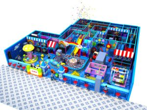 Thomas′s Train Indoor Playground pictures & photos