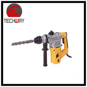 Max. 40mm 850W/1050W Electric Rotary Hammer Drill pictures & photos