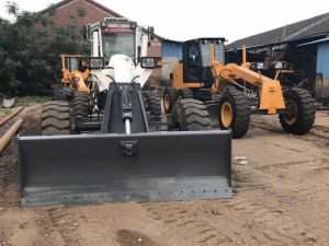 Motor Grader Py140 pictures & photos