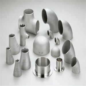 Steel Pipe Fitting/ Titanium Fitting pictures & photos