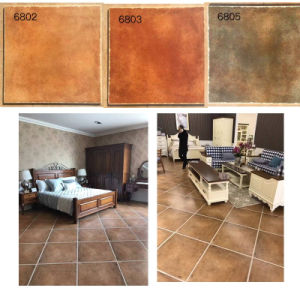 Rustic Ceramic Floor Tile/Ceramic Tile for Decoration pictures & photos