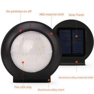 Solar Lights Outdoor 16 LED Aluminum Alloy Microwave Radar Motion Sensor Light Waterproof Wireless Security Light Lamp for Garden Yard Pathway pictures & photos