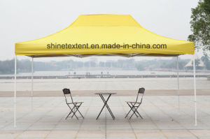 3X4.5m Outdoor Steel Item Folding Tent Gazebo Canopy pictures & photos