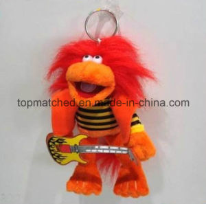 Cartoon Small Plush Hamster Keychain Fancy Key Rings pictures & photos