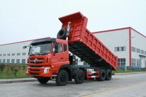 Sinotruk Cdw 8X4 Heavy Dump Truck Tipper Truck for Construction pictures & photos