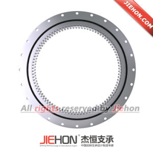 High Precision Slewing Ring Bearing with Outer Flange pictures & photos