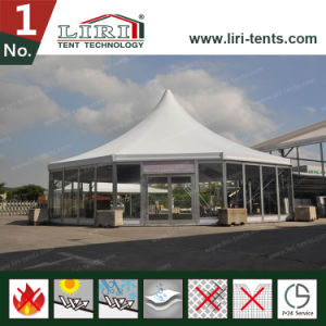 High Peak Multiside Tent with Glass Walls and ABS Wall for Outdoor Events pictures & photos