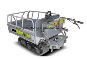 Electric Power Mini Truck Dumper pictures & photos