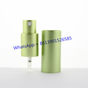 18415 Green Aluminum Fine Mist Spray Pump pictures & photos