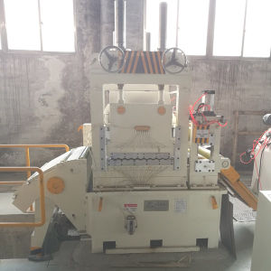 Metal Sheet Straightening Line for Cuting Line for Thickness 6mm, Width 2000mm pictures & photos