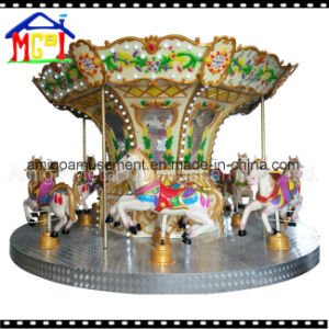 12 Seats Fantasy Horse Carousel Amusement Park Merry-Go-Round Rides pictures & photos