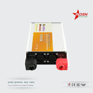 off Grid Power Inverter Intelligent DC/AC Power Inverter 1500W pictures & photos