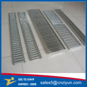 Carbon Steel Zinc Plate Plain Grating Platform China Suppliers Manufacturers pictures & photos