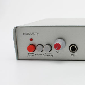 Made in China Sound System Digital Power Amplifier pictures & photos