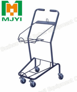 Retail Supermarket Japanese Shopping Trolley pictures & photos