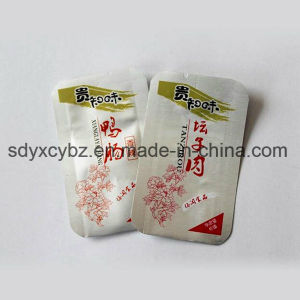 small flat packing bag for snack seafood/meat promotion pictures & photos