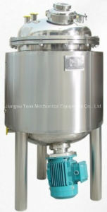 Stainless Steel Magnetic Stirring Tank for Fluid Liquid pictures & photos