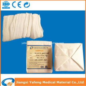 Disposable Medical Gauze Sponge 100% Absorbent Cotton pictures & photos