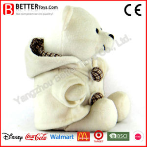 Cute Stuffed Animals Plush Toy Teddy Bear Wear Cloth pictures & photos