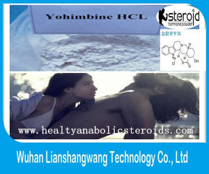USP Sex Enhance Yohimbine HCl CAS 65-19-0 Purity 99.5% Powder pictures & photos