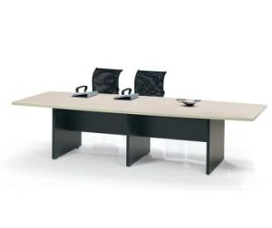 Steel Metal Base MFC Wooden Conference Table /Conference Desk (NS-NW290) pictures & photos