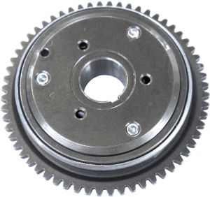Motorcycle Part Motorcycle Starting Clutch for Gy6 pictures & photos