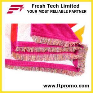 Top-Rated Microfiber Bath Towel Beach Towel for Promotion pictures & photos