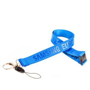 Promotional Polyester Custom Nylon Lanyard pictures & photos