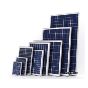 Haochang Photovoltaic Solar Panel with High Conversion Efficiency pictures & photos