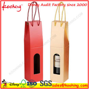 Manufacturer Custom Print Durable Corrugated Box for Wine Packaging pictures & photos