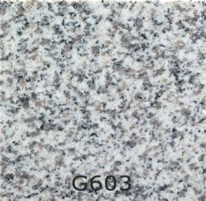 G603 Natural White Crystal Grey Floor Tile pictures & photos