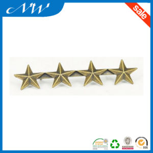 Low Price Metal Buttons Zinc Alloy Label for Shirt pictures & photos