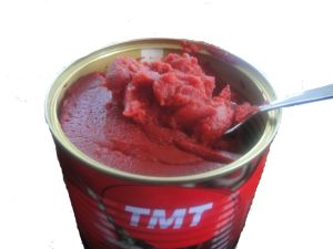 Healthy Puree Canned 830g Tomato Paste Fro Turkey pictures & photos