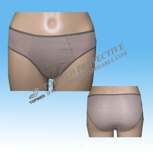 Disposable Cotton Underwear, Cheap Underwear for Women pictures & photos