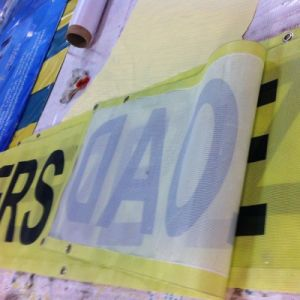 Personalized Custom Printed Screens Mesh Banner pictures & photos
