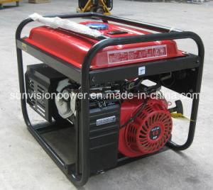 5kw Petro Generator, Portable Gasoline Generator pictures & photos
