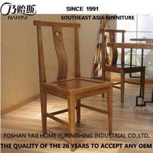 Oak Dining Room Dinner Wooden Solid Wood Desk Chair CH-635 pictures & photos