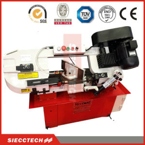 Automatic Double-Column Band Sawing Machine for Metal Cutting with High Quality Saw pictures & photos