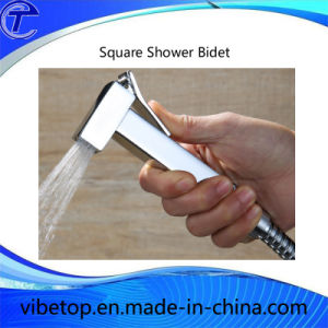 Lowest Price Wholesale Brass Bathroom Shower Bidet Head (VBS-07) pictures & photos