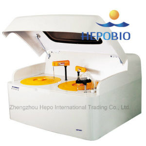 Laboratory Economical Sodium Professional Automatic Chemistry Analyzer (250tests/hour) HP-CHEM250Y pictures & photos