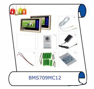 Intelligent 4 Wires Video Doorbell Door Phone for Villa Safety pictures & photos
