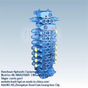 Rexroth Original Hydraulic Multi-Way Oil Valve for Excavator (SX14) pictures & photos