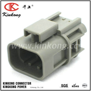 7122-1864-40 6 Pin Male Waterproof Automotive Electrical Connectors pictures & photos